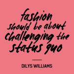 Fashion and Status Quo