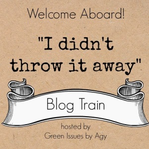 Badge for Agy's blog train