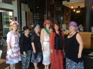 Victorian Marching Hat Day Group Shot 29 Nov 2014
