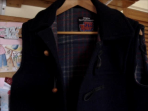 Duffle Coat Top of