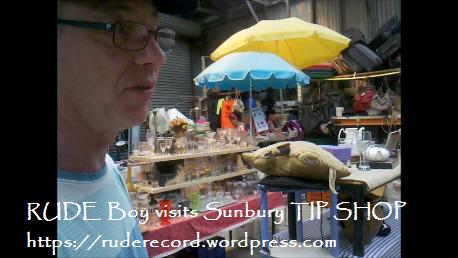 Danny Sunbury Tip Shop Paint