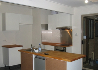 Kitchen after renovationer